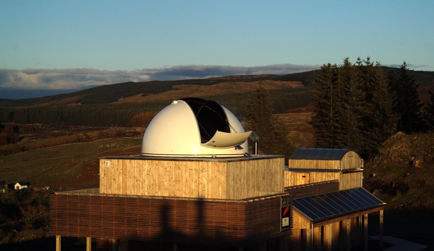 About Us Scottish Dark Sky Observatory