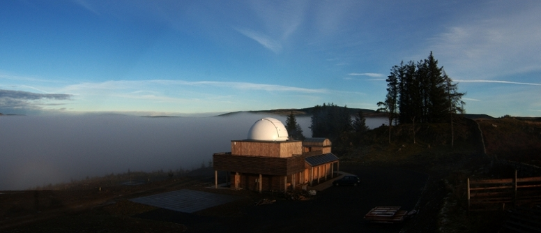 Welcome to the Scottish Dark Sky Observatory